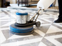 clean your natural stone floors in southern california